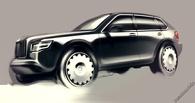Наш ответ Bentley Bentayga: в сеть попали фото внедорожника проекта «Кортеж»