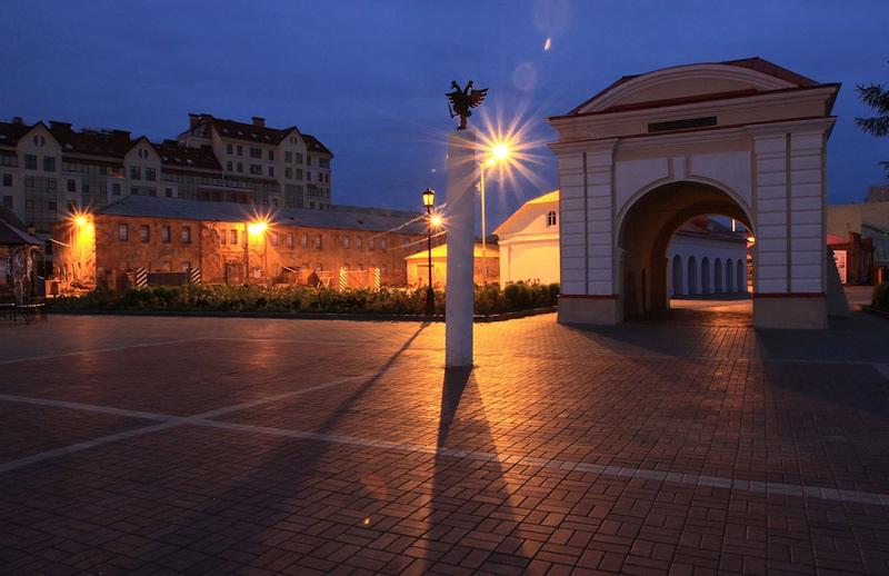 На реконструкцию Омской крепости требуется 545 млн рублей