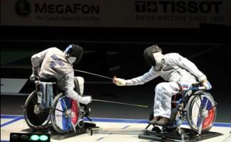 Фехтовальщики на колясках привезли в Омск 7 золотых медалей