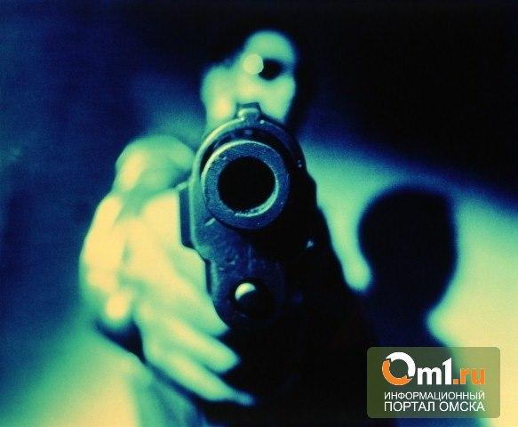 В Омске в ходе ссоры омичу выстрелили в лицо из пневматики