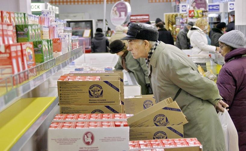 В Омской области сохраняются низкие цены на основные продукты питания