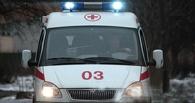 В Омске пассажирская маршрутка сбила женщину