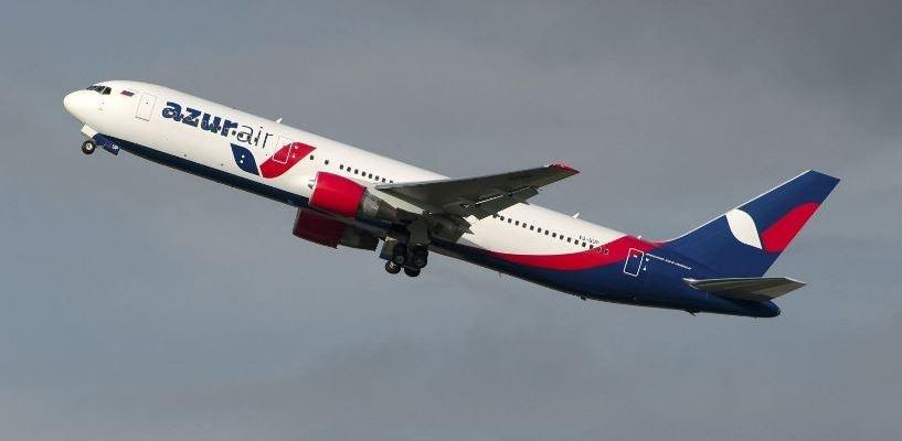 Из-за поломки самолет не смог улететь в Таиланд из Омска