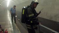 Кабель, горевший в московском метро, давно требовал замены