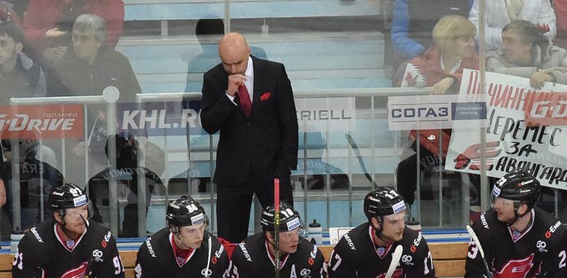 Шалаев заявил, что в тренерском штабе «Авангарда» был «разброд и шатание»