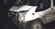 1 января в Омской области было два ДТП с пассажирским транспортом