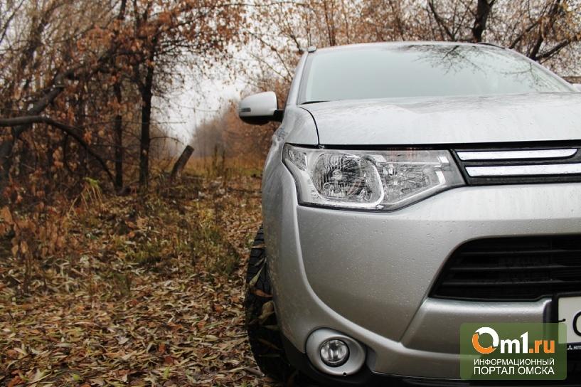 Mitsubishi Outlander: готовимся к сибирской зиме