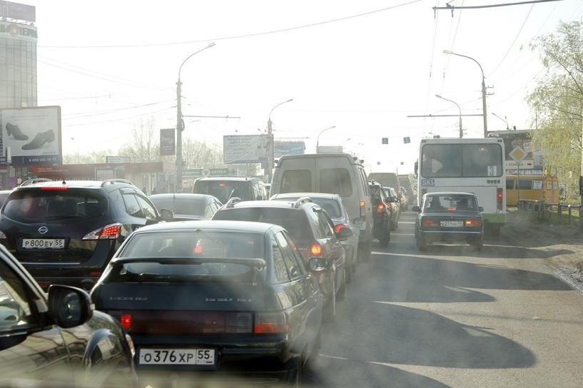 В Омске ищут деньги на строительство дублера Красного пути