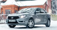 Впереди только Volkswagen: новая Lada Vesta оказалась безопаснее конкурентов