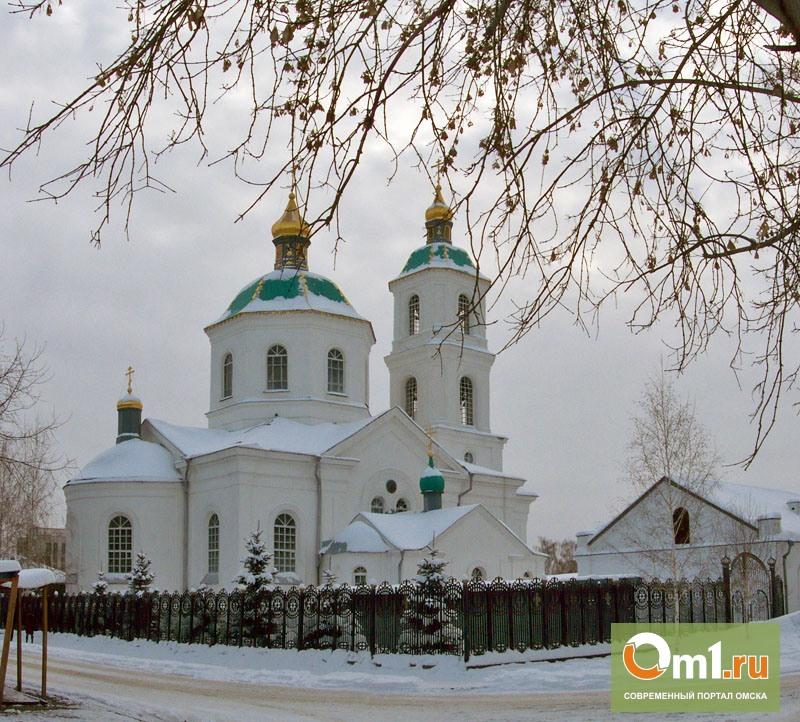 Омичи запретили строить многоэтажку рядом с церковью на Тарской