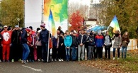 Омичи приняли эстафету Всероссийского дня ходьбы