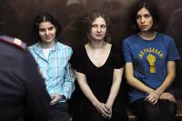 Pussy Riot пожаловались на Россию в ЕСПЧ