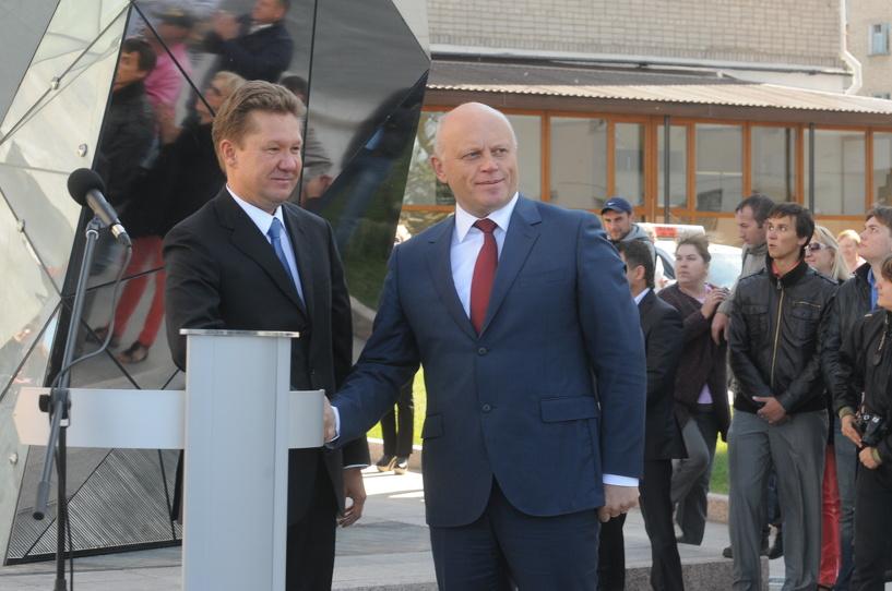 Назаров и Миллер открыли реконструированный «омский Арбат»