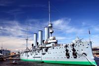 «Аврору» за миллиард рублей превратят в учебный крейсер