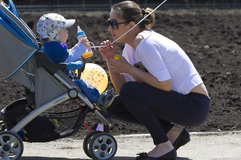 Минздрав фиксирует прирост: в 2014 году родилось почти 2 млн человек