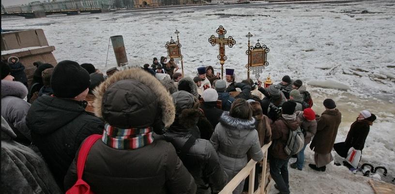 В Омском районе из-за Крещения ограничат движение автомобилей