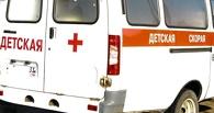 В Омске за один вечер трое детей стали жертвами ДТП