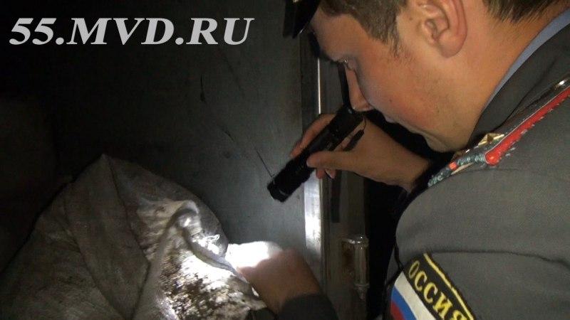 В Омской области банда с пистолетами украла икру рачков с озера Эбейты