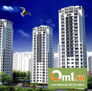 В первом доме нового омского микрорайона будет квартира для колясочников