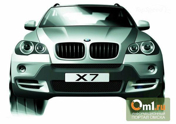 BMW готовится выпустить большой внедорожник X7