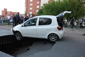 В Омске и области самые опасные дороги в России