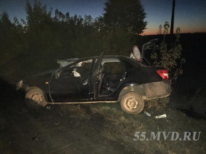 В аварии под Омском погиб известный российский автогонщик