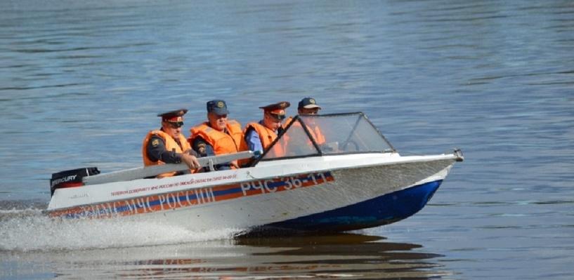Омская полиция, МЧС и прокуратура объединили силы, чтобы ловить пьяных судоводителей