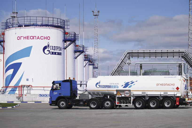 В 2014 году «Газпромнефть-Региональные продажи» реализовали более 14,2 млн тонн нефтепродуктов