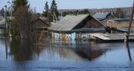 Север Омской области снова оказался затоплен