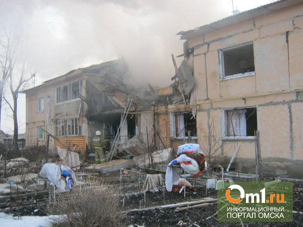 К 1 августа на месте взорванного дома в Конезаводском возведут новый