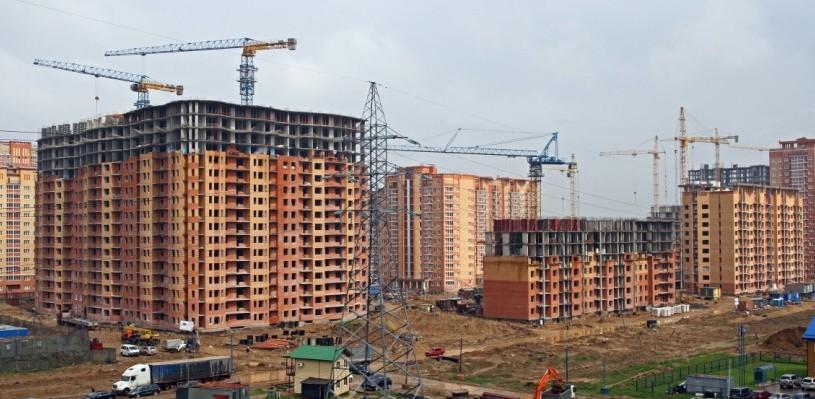 Темпы строительства жилья в Омске снизились до январских показателей