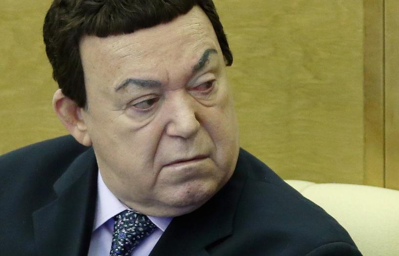 Иосиф Кобзон: «Я бы приостановил дипломатические отношения России и США»