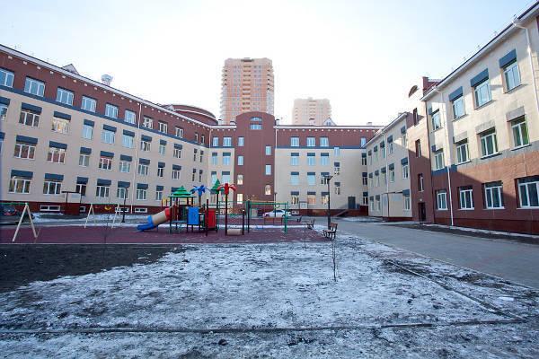 На левом берегу Омска появится современная школа