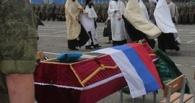 Полковник Пономарев побывал у могил погибших омских десантников