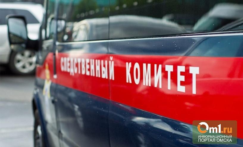 В Омске задержан подозреваемый в совершении преступления из ревности