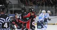 «Авангард» выиграл первый матч плей-офф у «Барыса»