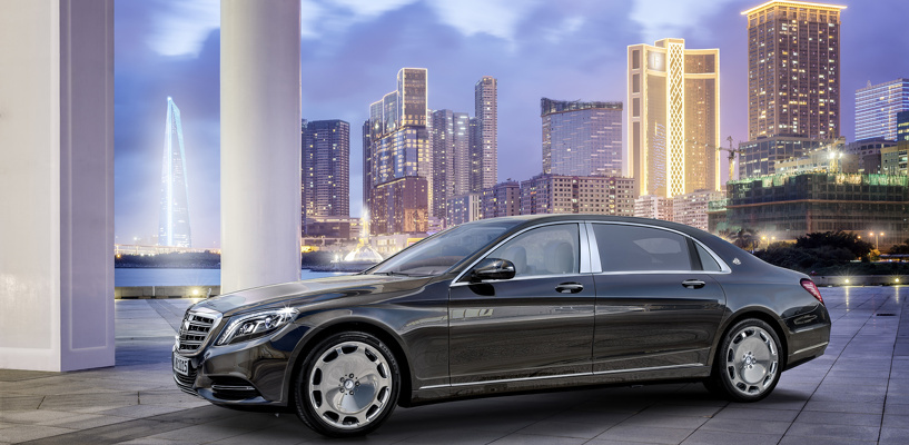 «Майбах» нарасхват: продажи люксовых автомобилей выросли вдвое