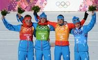 Олимпиада-2014, день девятый: Россия опустилась на пятое место в медальном зачете