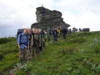 Студенты нашли на перевале Дятлова магнитную аномалию