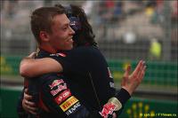 Россиянин Квят в первой квалификации Формулы-1 занял 8 место