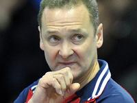 Назначен новый главный тренер мужской сборной России по волейболу