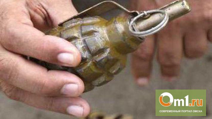 Омич нашел гранату и принес ее в редакцию «Ва-банкЪ»