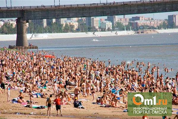 Роспотребнадзор: Омские пляжи заражены яйцами паразитов