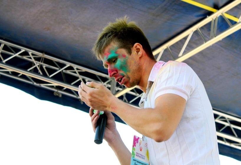 Организаторы Фестиваля красок омичам: Спасибо за ваш позитив!