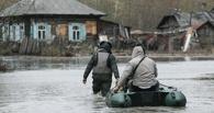 В Усть-Ишимском районе паводок может прорвать земляную дамбу