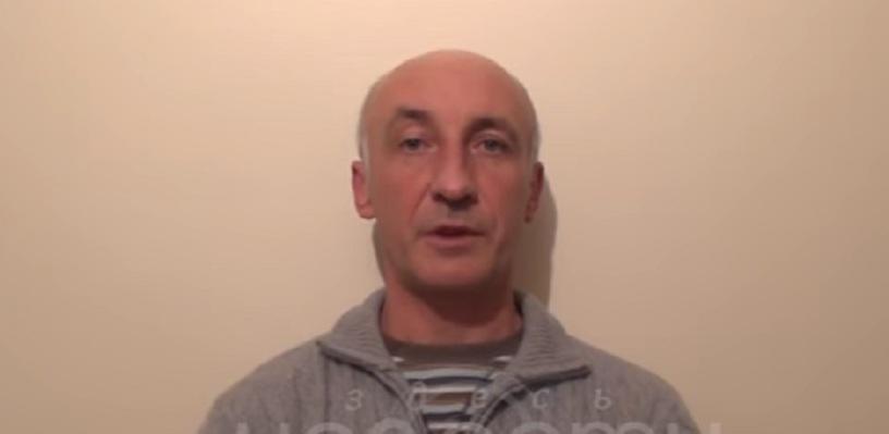 Меренков на видео рассказал, что был вынужден бежать из опасений за свою жизнь