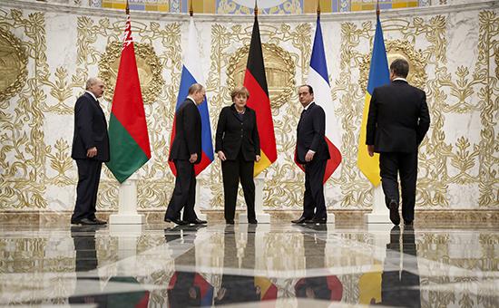 Взгляд из-за бугра: западные СМИ не верят в успех переговоров в Минске