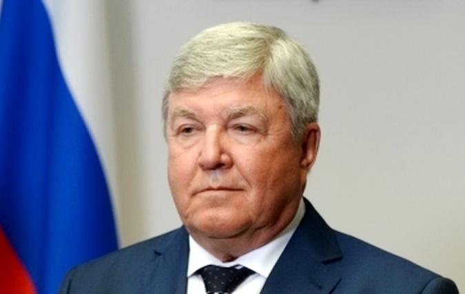 Полпред президента РФ Рогожкин осматривает Омск