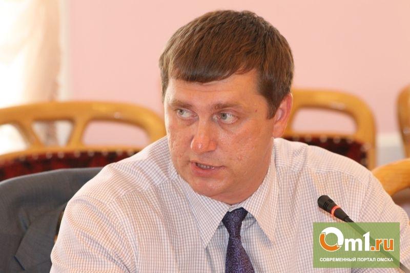 Омский облсуд признал арест Дубина незаконным