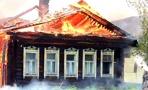 В Омской области престарелые супруги не смогли спасти 55-летнего сына из огня